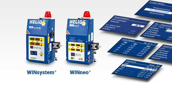 Jetboxx® Winneo® and Winsystem® dryer control